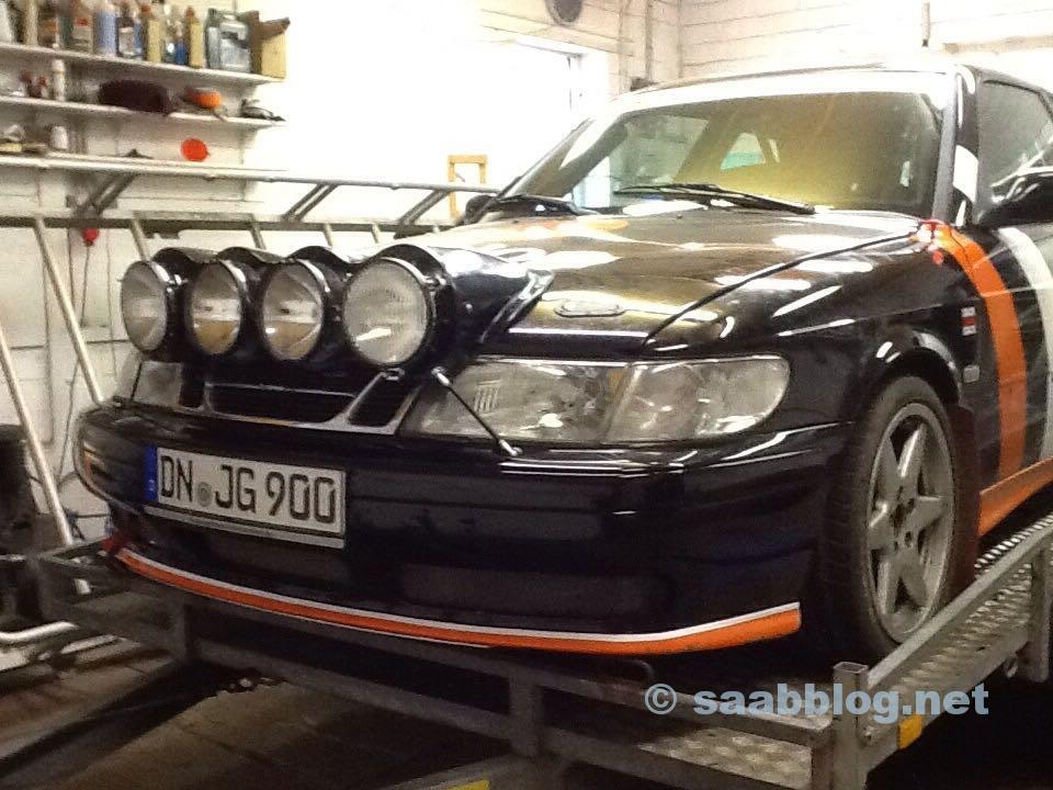 saab 900r auf der adac rallye k ln ahrweiler. Black Bedroom Furniture Sets. Home Design Ideas