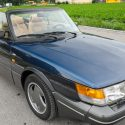 Para venda: Saab 900 Turbo Convertible
